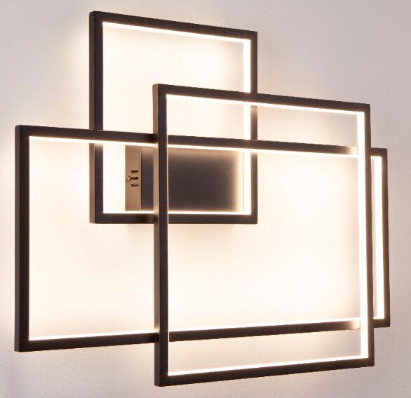 Sieninis šviestuvas GEOMETRIC-W0233