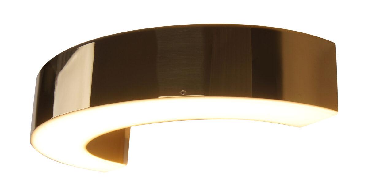 Sieninis šviestuvas LOTUS-W0276