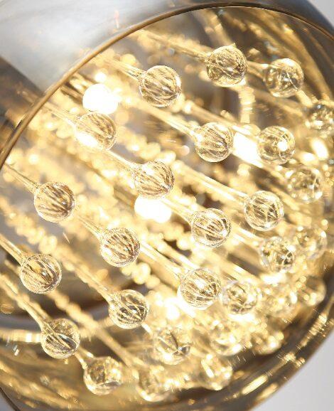 Lubinis šviestuvas MOONLIGHT-C0076-06X