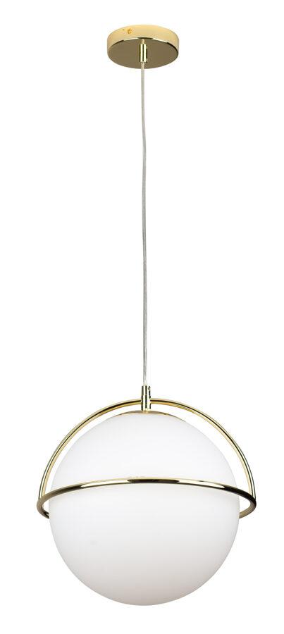 Pakabinamas šviestuvas SATURN (auksas)