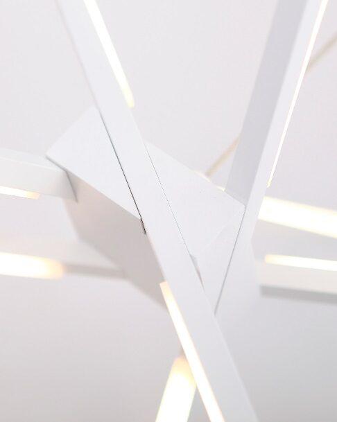 Pakabinamas šviestuvas SPIDER (baltas)