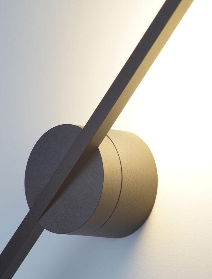 Sieninis šviestuvas SPIDER-W0267