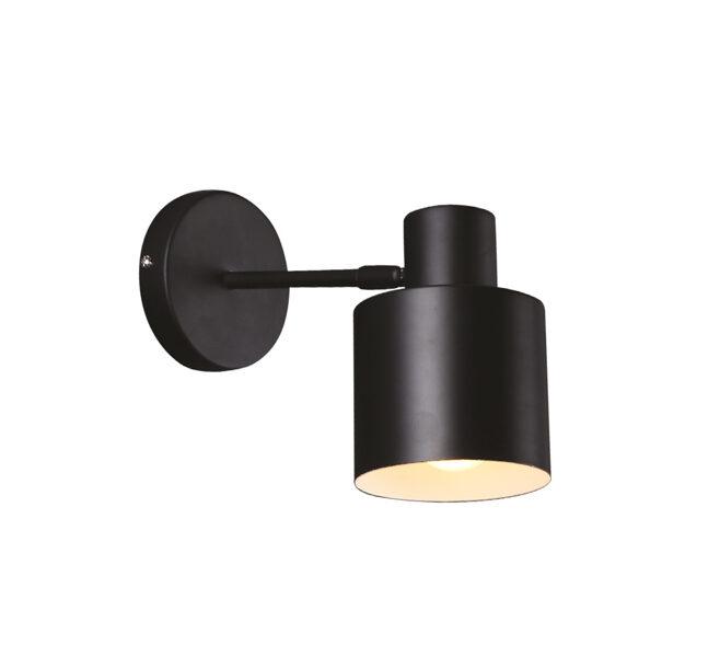 Sieninis šviestuvas BLACK-W0188